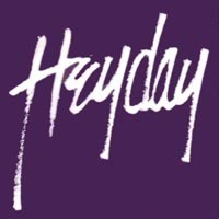 [Heyday Heyday Album Cover]