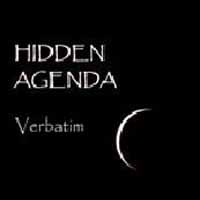 [Hidden Agenda Verbatim Album Cover]