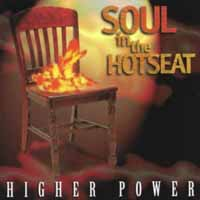 [Higher Power Soul in the Hotseat Album Cover]