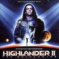[Soundtracks Highlander II Album Cover]
