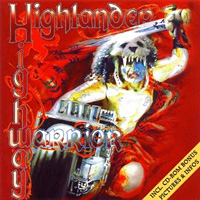 Highlander Highway Warrior Album Cover