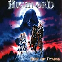 [Highlord Heir Of Power Album Cover]