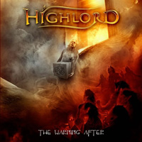 [Highlord The Warning After Album Cover]