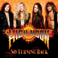 [High Noon No Turning Back Album Cover]