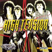 [High Tension High Tension Album Cover]
