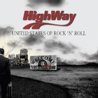 [HighWay United States of Rock 'N' Roll Album Cover]