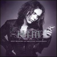 [HIM Deep Shadows and Brilliant Highlights Album Cover]