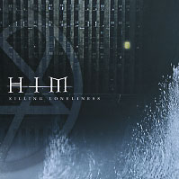 [HIM Killing Loneliness EP Album Cover]