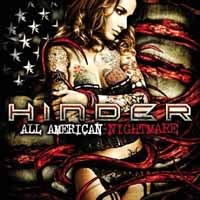 [Hinder All American Nightmare Album Cover]