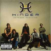 Hinder Extreme Behavior Album Cover
