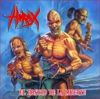 [Hirax El Rostro de la Muerte Album Cover]