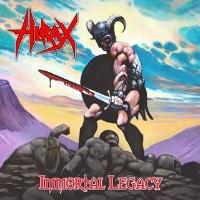 [Hirax Immortal Legacy Album Cover]
