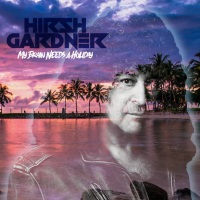 [Hirsh Gardner My Brain Needs a Holiday Album Cover]