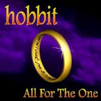 Hobbit All For The One Album Cover