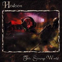 [Hodson This Strange World Album Cover]