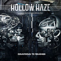 [Hollow Haze Countdown To Revenge Album Cover]