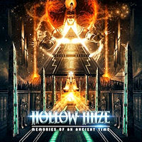 [Hollow Haze Memories Of An Ancient Time Album Cover]