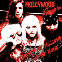 Hollywood Groupies Punched By Millions Hit By None Album Cover