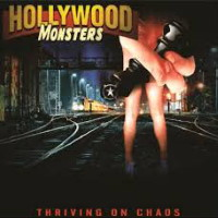 [Hollywood Monsters Thriving on Chaos Album Cover]