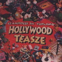 [Hollywood Teasze Glamdolls in Toyland Album Cover]