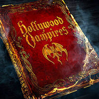 [Hollywood Vampires Hollywood Vampires Album Cover]
