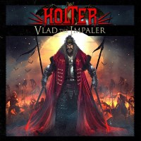 Holter Vlad the Impaler Album Cover