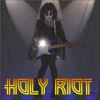 [Holy Riot CD COVER]