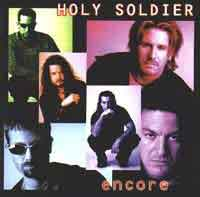 [Holy Soldier Encore Album Cover]
