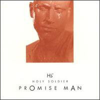 [Holy Soldier Promise Man Album Cover]