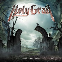 [Holy Grail Ride The Void Album Cover]