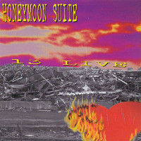 Honeymoon Suite 13 Live Album Cover