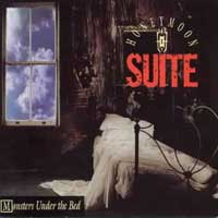 Honeymoon Suite Monsters Under the Bed Album Cover