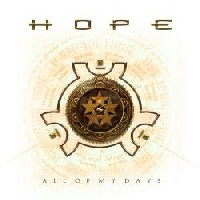 [Hope All of My Days Album Cover]