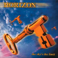 [Horizon The Sky's the Limit Album Cover]