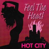 [Hot City Feel the Heat! Album Cover]
