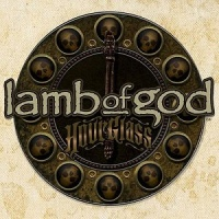 [Lamb of God Hourglass: The Anthology Album Cover]