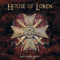 [House of Lords Anthology Album Cover]