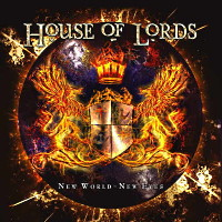 [House of Lords New World New Eyes Album Cover]
