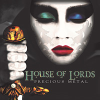 [House of Lords Precious Metal Album Cover]