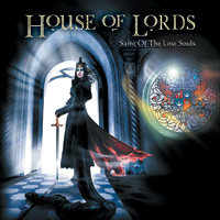 House of Lords Saint of the Lost Souls Album Cover