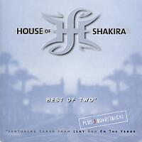 House of Shakira Best of Two Album Cover