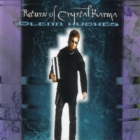 [Glenn Hughes Return of Crystal Karma Album Cover]