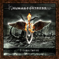 [Human Fortress Eternal Empire Album Cover]