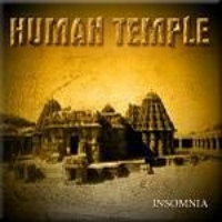 [Human Temple Insomnia Album Cover]