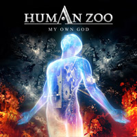[Human Zoo My Own God Album Cover]