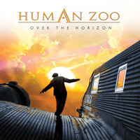 [Human Zoo Over The Horizon Album Cover]