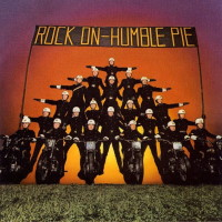 [Humble Pie Rock On Album Cover]