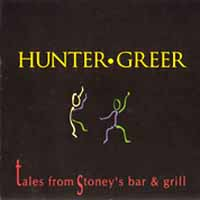 [Hunter - Greer Tales From Stoney's Bar and Grill Album Cover]