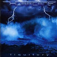 [Hurricane Liquifury Album Cover]