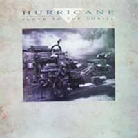 Hurricane Slave to the Thrill Album Cover
